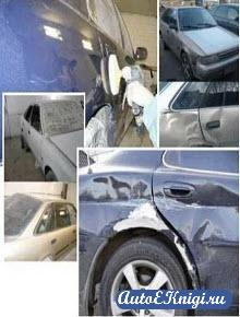 Покраска машины и тонирование окон своими силами