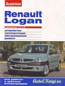 Renault Logan. Устройство, эксплуатация, обслуживание, ремонт